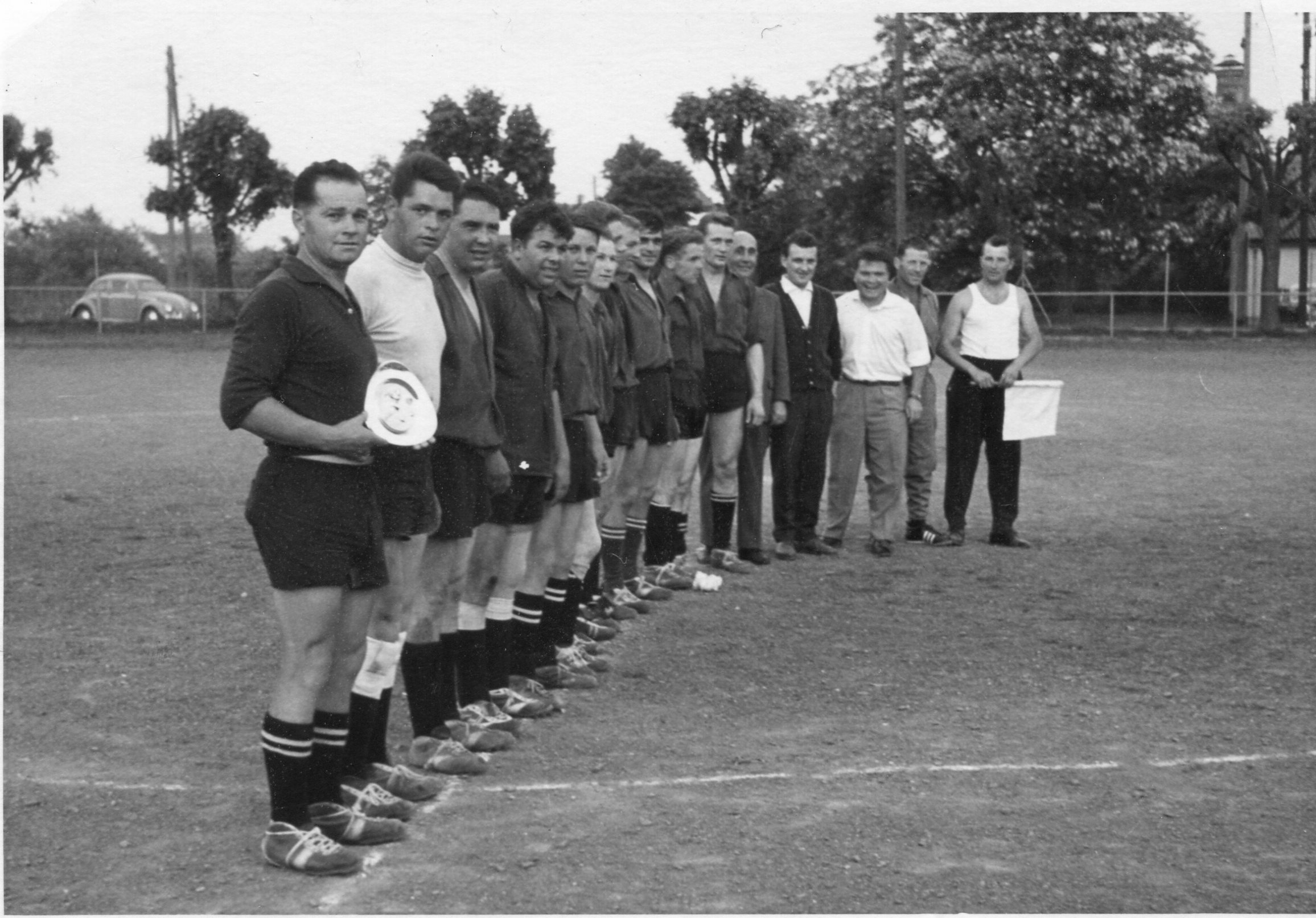 Fußball In Den 60er-Jahren